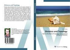 Copertina di Distance and Topology