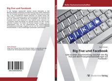 Borítókép a  Big Five und Facebook - hoz