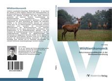 Bookcover of Wildtierökonomik