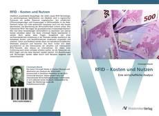 Portada del libro de RFID – Kosten und Nutzen