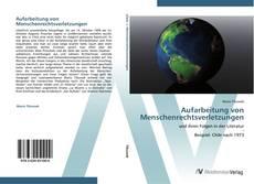 Bookcover of Aufarbeitung von Menschenrechtsverletzungen