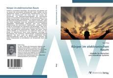 Portada del libro de Körper im elektronischen Raum