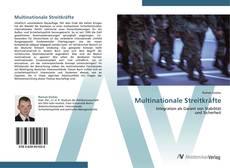 Bookcover of Multinationale Streitkräfte