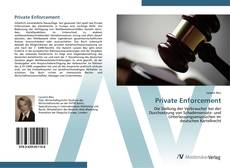 Buchcover von Private Enforcement