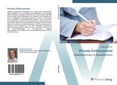 Capa do livro de Private Enforcement