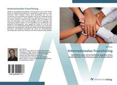 Bookcover of Internationales Franchising