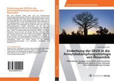 Einbettung der OEZA in die Armutsbekämpfungsstrategie von Mosambik kitap kapağı
