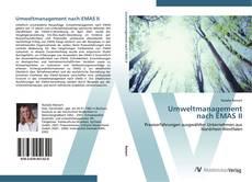 Capa do livro de Umweltmanagement  nach EMAS II