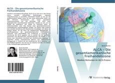 Portada del libro de ALCA – Die gesamtamerikanische Freihandelszone