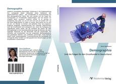 Bookcover of Demographie