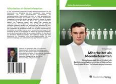 Buchcover von Mitarbeiter als Ideenlieferanten