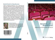 Bookcover of Bertolt Brecht in Skandinavien