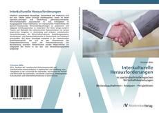 Bookcover of Interkulturelle Herausforderungen