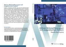 Bookcover of Aktiver Wirkstofftransport mit magnetischen Feldern