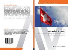Bookcover of Sonderfall Schweiz