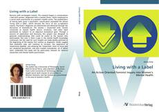Bookcover of Living with a Label