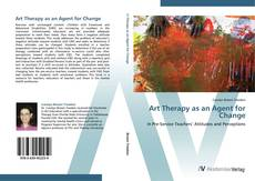 Bookcover of Art Therapy as an Agent for Change