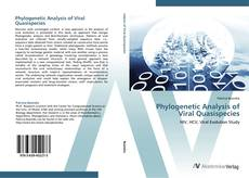 Bookcover of Phylogenetic Analysis of Viral Quasispecies