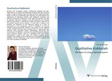 Couverture de Qualitative Kabbalah