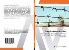 Bookcover of Krieg im Gaza-Streifen