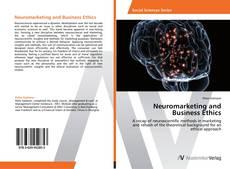 Portada del libro de Neuromarketing and Business Ethics