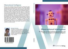Bookcover of Observational Intelligence