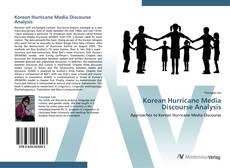 Обложка Korean Hurricane Media Discourse Analysis