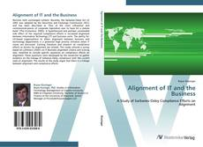 Copertina di Alignment of IT and the Business