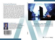 Обложка Entering the IPO process