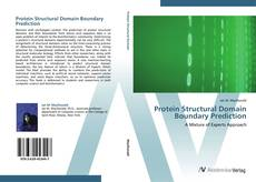 Обложка Protein Structural Domain Boundary Prediction