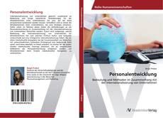 Buchcover von Personalentwicklung