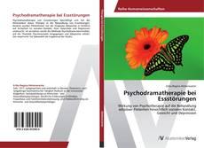 Portada del libro de Psychodramatherapie bei Essstörungen