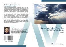 Bookcover of Suche nach dem Sinn des menschlichen Seins