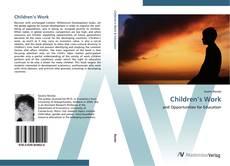 Bookcover of Children's Work