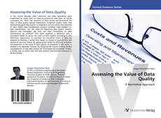 Capa do livro de Assessing the Value of Data Quality