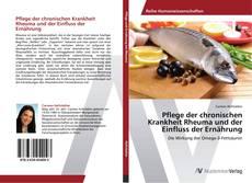 Обложка Pflege der chronischen Krankheit Rheuma und der Einfluss der Ernährung