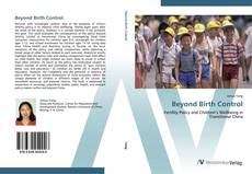 Bookcover of Beyond Birth Control