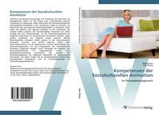 Buchcover von Kompetenzen der Soziokulturellen Animation