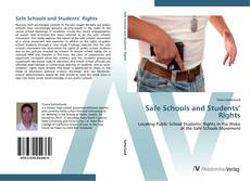 Bookcover of Safe Schools and Students' Rights