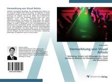 Buchcover von Vermarktung von Visual Artists