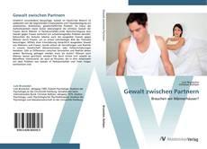 Capa do livro de Gewalt zwischen Partnern