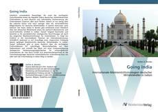 Copertina di Going India