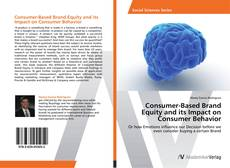 Portada del libro de Consumer-Based Brand Equity and its Impact on Consumer Behavior