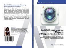 Capa do livro de Der DAVID-Laserscanner: Messung anthropometrischer Daten