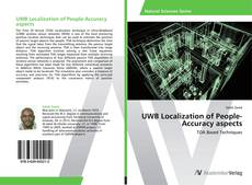 UWB Localization of People-Accuracy aspects的封面