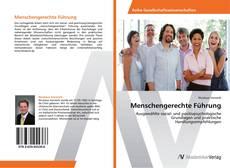Bookcover of Menschengerechte Führung