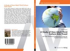 Capa do livro de A Study of How Adult Third Culture Kids Travel