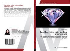 Buchcover von Cardillac - eine intermediale Übersetzung