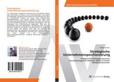 Buchcover von Strategische Unternehmenspositionierung