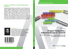 Project Timberfox / Industriedesign & Technik kitap kapağı